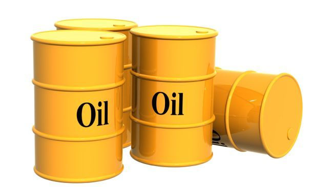 Brent crude per barrel today rose 24 cents to $ 72 and 52 cents