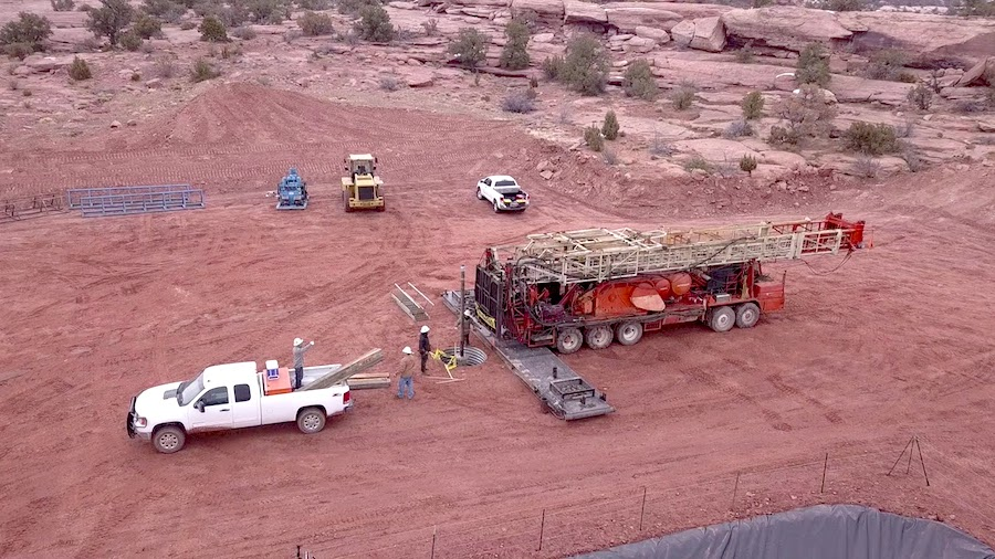 Anson Resources produces first lithium hydroxide from Utah project