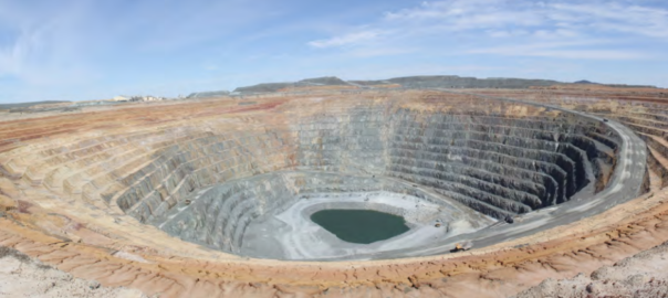 Rio Tinto and Hancock Prospecting open new mine at Hope Downs