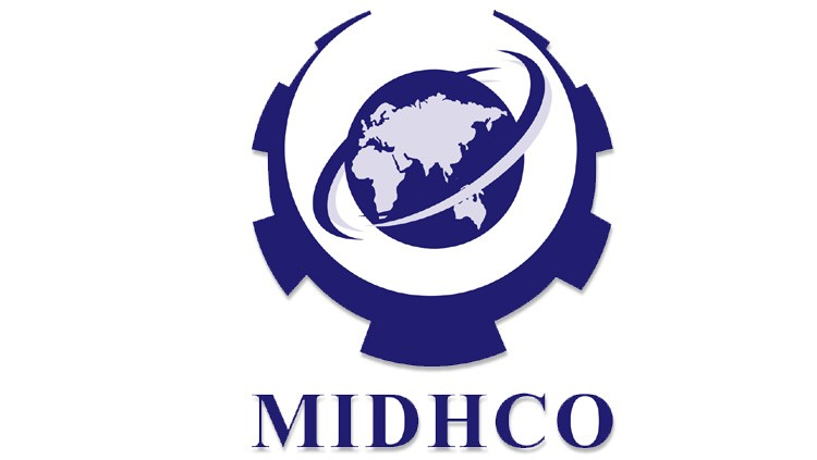 MIDHCO defeated the record of the completion rate of the mining industry projects