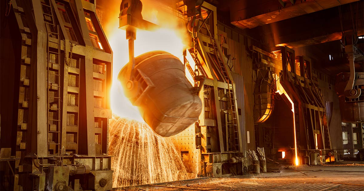 Iran`s steel production surpassed 22 million tons by the end of November