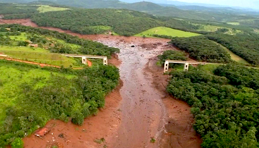 Brazil's deadly dam collapse pushes miners to set global rules for tailings
