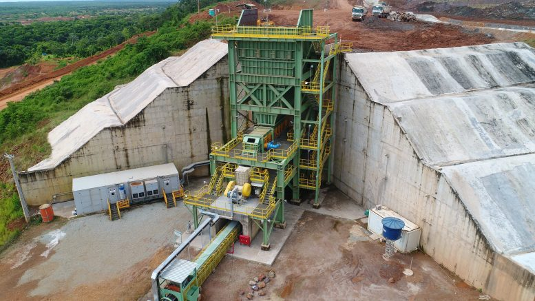 Equinox Gold completes construction of Aurizona mine