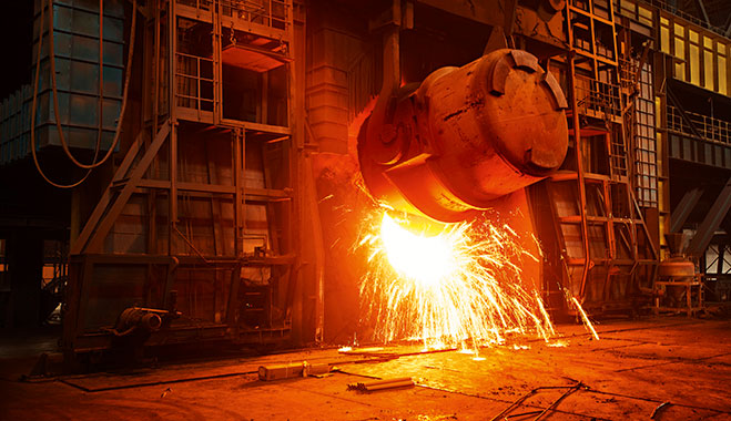 176.9 Million Dollars of Revenue for Esfahan Steel Company in Q1