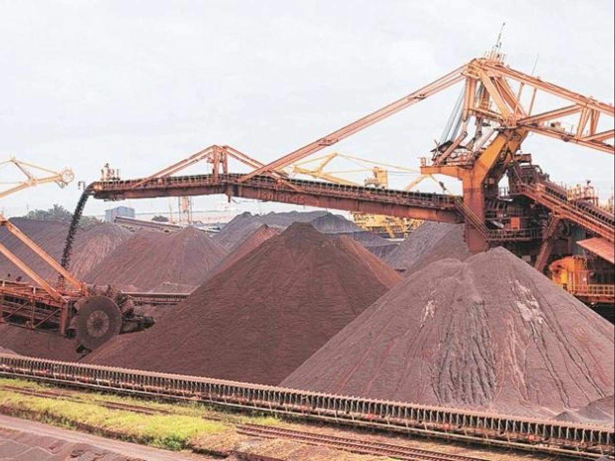 Indian Iron Ore Export Volumes More Than Double in Q1 FY20